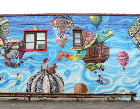 Weego Mural